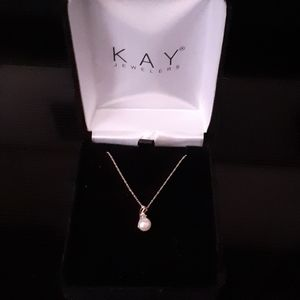 Jewelry - 14k Pearl Necklace